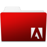 Adobe-Flash-Folder icon