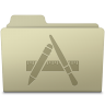 Applications-Folder-Ash icon