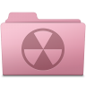Burnable-Folder-Sakura icon