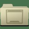 Desktop-Folder-Ash icon