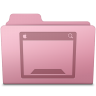 Desktop-Folder-Sakura icon