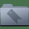 Favorites-Folder-Graphite icon