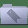 Favorites-Folder-Lavender icon