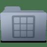 Icons-Folder-Graphite icon
