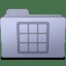 Icons-Folder-Lavender icon