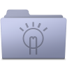Idea-Folder-Lavender icon