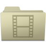 Movie-Folder-Ash icon