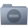 Private-Folder-Graphite icon