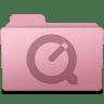 QuickTime-Folder-Sakura icon