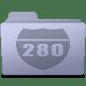 Route-Folder-Lavender icon