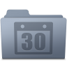 Schedule-Folder-Graphite icon
