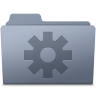 Setting-Folder-Graphite icon