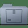 Stock-Folder-Graphite icon