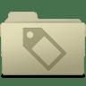 Tag-Folder-Ash icon