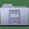 Transmit-Folder-Lavender icon
