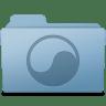 Universal-Folder-Blue icon
