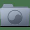 Universal-Folder-Graphite icon