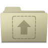Upload-Folder-Ash icon
