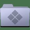 Windows-Folder-Lavender icon