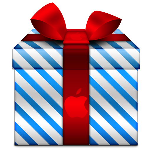 Similar icons with these tags: present gift xmas christmas birthday