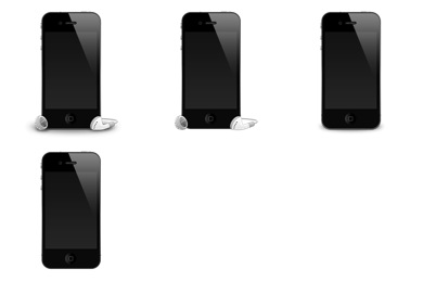 iPhone 4G Icons