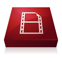 Adobe Flash Video Encoder icon