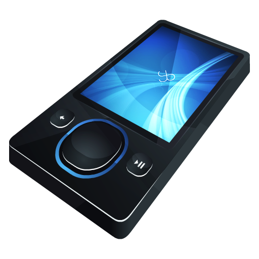 HP-Zune icon