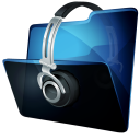 Folder-Music icon