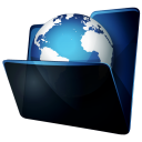 Folder Network icon