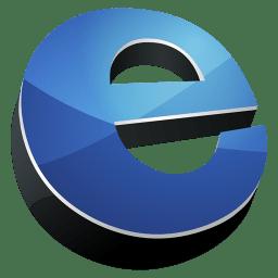 HP Explorer Blue icon