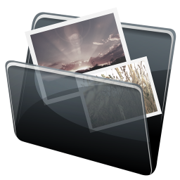HP Pictures Folder icon