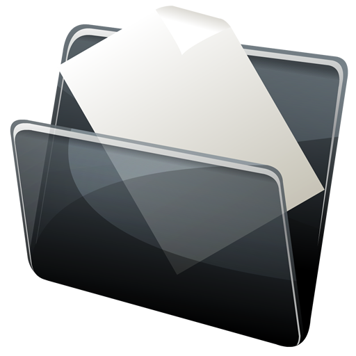 HP Documents Folder Icon | Hydropro Iconset | Media Design