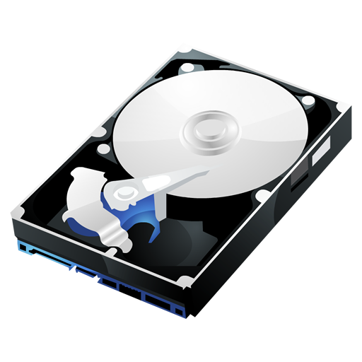 Image Gallery hdd icon
