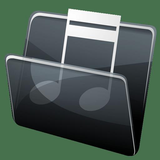 HP-Music-Folder icon
