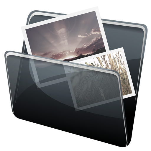HP-Pictures-Folder icon