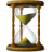 Hourglass-Sandclock icon