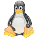 linux tux icon