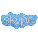 skype txt icon