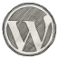 wordpress icon