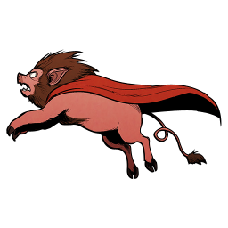 Super Lion Pig icon
