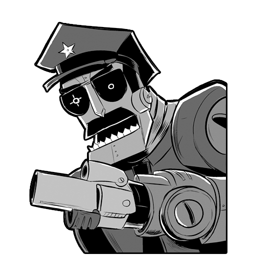 Robot-Axe-Cop icon