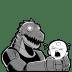 Robot-Dino icon