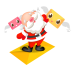 Santa-mails icon