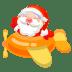 Santa-plane-2 icon