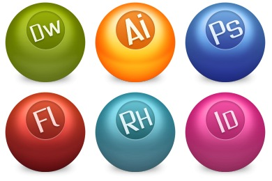Adobe Creative Icons