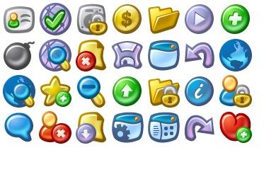 Boomy Icons