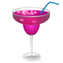 Cocktail Purple Passion icon