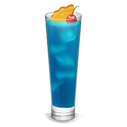 Cocktail Curacao icon