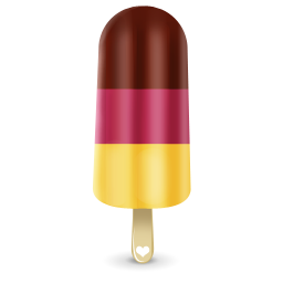 ice cream mixed icon