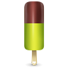 Ice-cream-green icon
